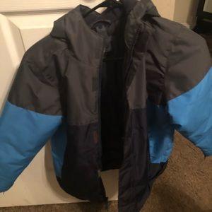 Boys Heavy Duty Winter Coat